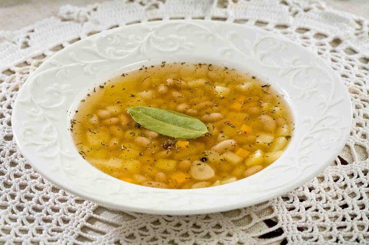 Zupa fasolowa #smaczastrona #przepisytesco #fasola #zupa #fasolowa