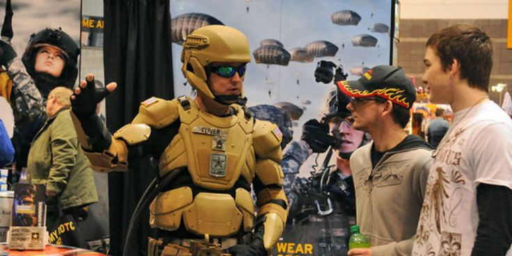 The US Military's TALOS Suit is an Iron Man-Like Exoskeleton Developed by SOCOM | Inverse