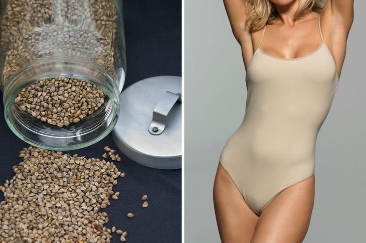 как на гречке сбросить вес