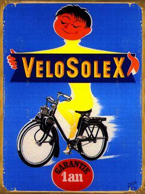 VeloSolex - Garantie 1 an