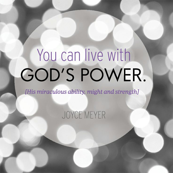 Joyce Meyer Enjoying Everyday Life Quotes Glamorous 62 Best Joyce Meyer Images On Pinterest  Christian Quotes