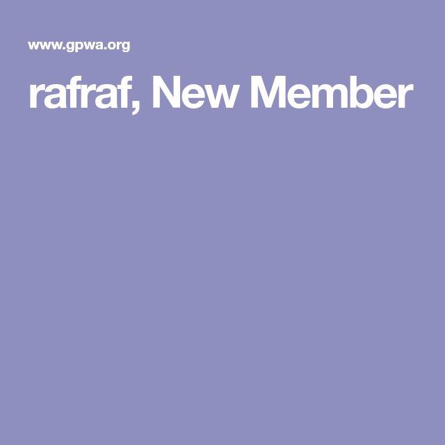 rafraf, New Member