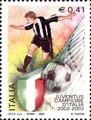 2003 - Juventus campione d'Italia 2002-2003