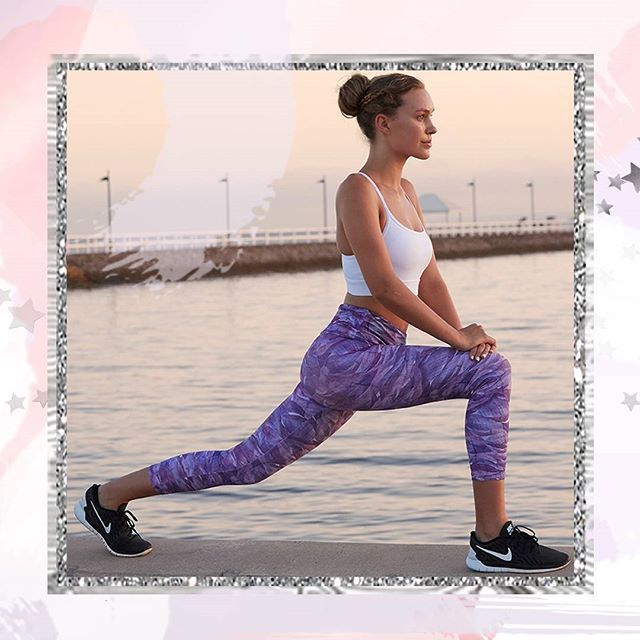 Released Today! Have you seen our brand new Amethyst Sea Higher Rise 7/8 Tight? The Amethyst is stylish and functional, featuring an extra wide waistband that is lined with power mesh - visit our new arrivals section on the website to order yours :)