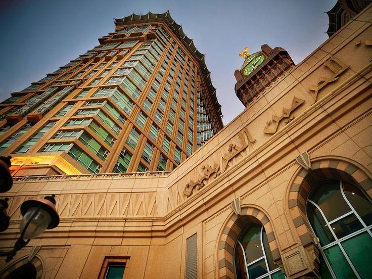Mecca Hotels Booking: Al Marwa Rayhaan Hotel by Rotana Abraj Al Bait Ajy...