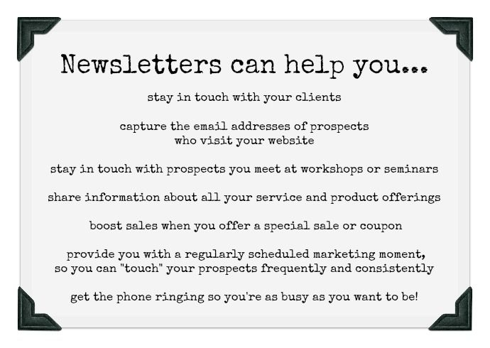 58 best blog email deliverability images on pinterest blog do you send a newsletter to your clients and prospects here are some reasons why fandeluxe Images