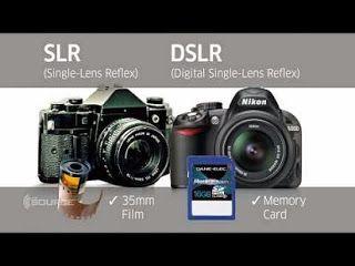 lebih bagus slr atau dslr,kamera slr,perbedaan dslr dengan slr,mirrorless dan dslr,