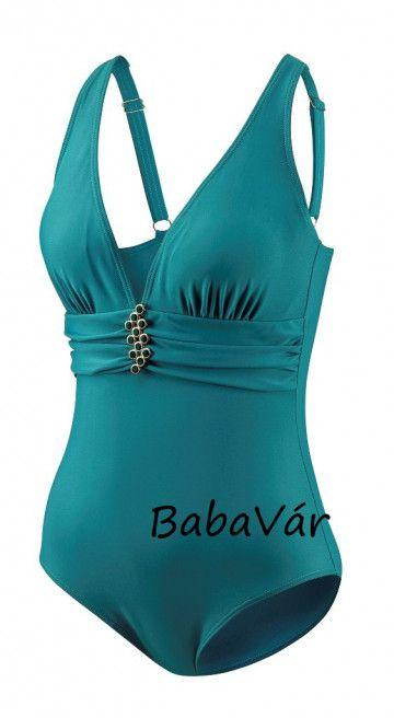 1297e0c55e Beco Petrol alakformáló Egyrészes Női Fürdőruha | Újdonságaink | Swimwear,  Tankini és Bikinis