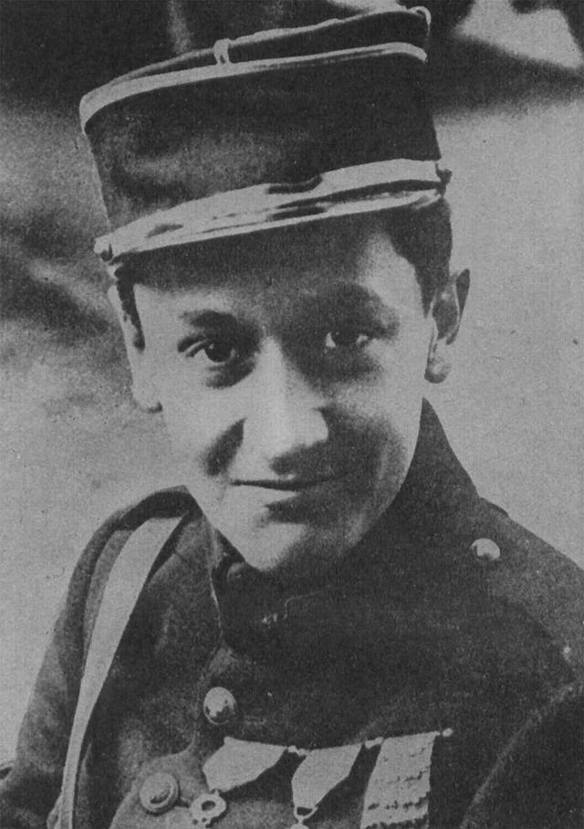 1914 1918 - Georges Guynemer (1894-1917), pilote de chasse, as - France