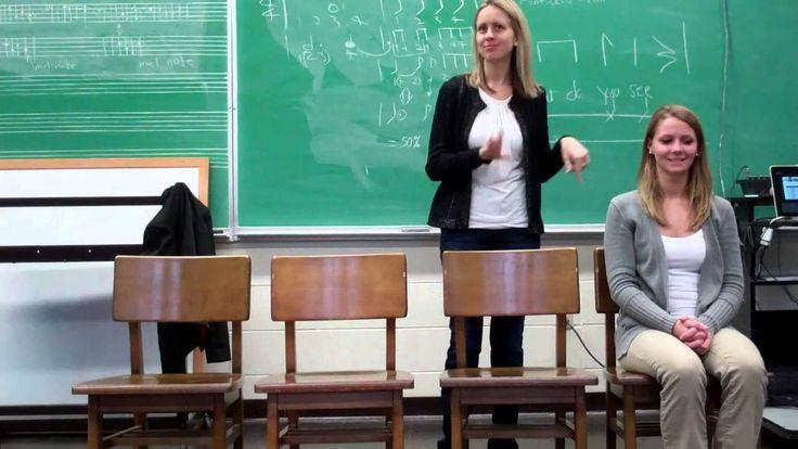 Dr. Nicola Mason (Assistant Professor of Music Education EASTERN KENTUCKY UNIVERSITY). Exploring iconic rhythmic notation