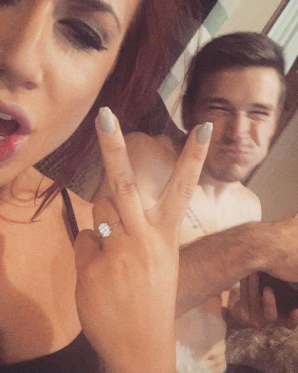 Chelsea Houska engaged to fiance Cole DeBoer