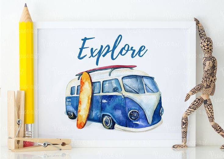 You can view and purchase it here:https://creativemarket.com/Kris_peace/691701-Watercolor-travel-set?u=Kris_peaceReady for print wall posters. Travel Inspired Art , Wanderlust, Set of watercolor VW bus, VW buttle, vespa scooter.
