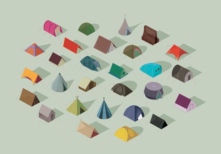 Tents / Adam Simpson