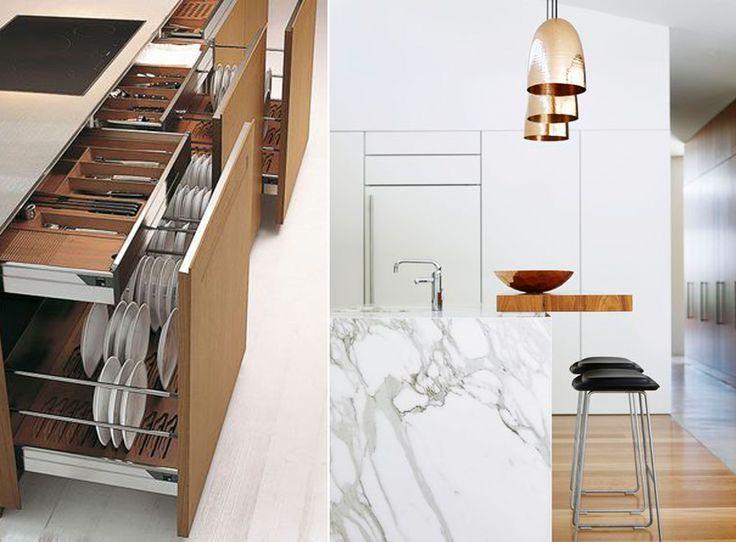 kitchen island #marble #lighting #design #interior #home #beautiful