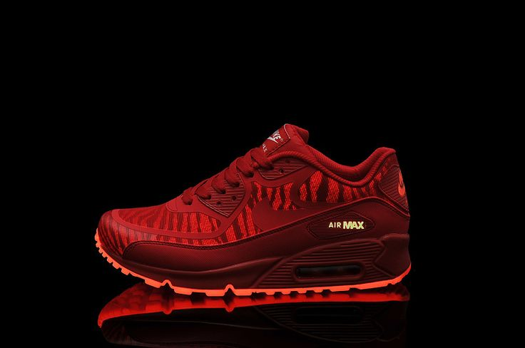 Nike Air Max 90 KPU Black Red Nikes only Air max 90