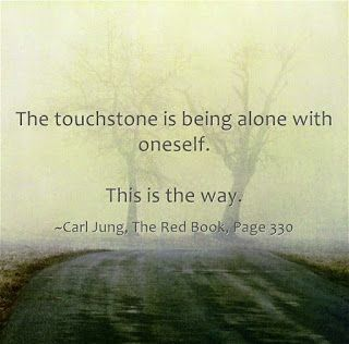 "Carl Jung Depth Psychology: Carl Jung on ""Solitude."""