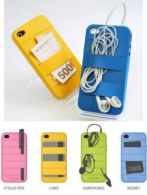 best sneakers 86ccf 2afd2 Elasty Case Stores Your Little Things Between Elastic Bands ...