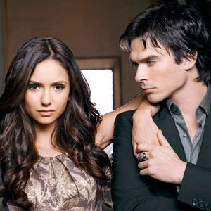 I took the Which TV Character Are You Most Like? quiz on Seventeen and got Elena Gilbert (The Vampire Diaries)