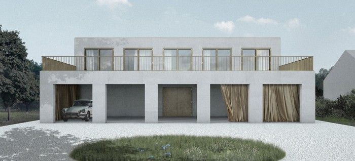 Tomasz Berezowski - House in Gogolin