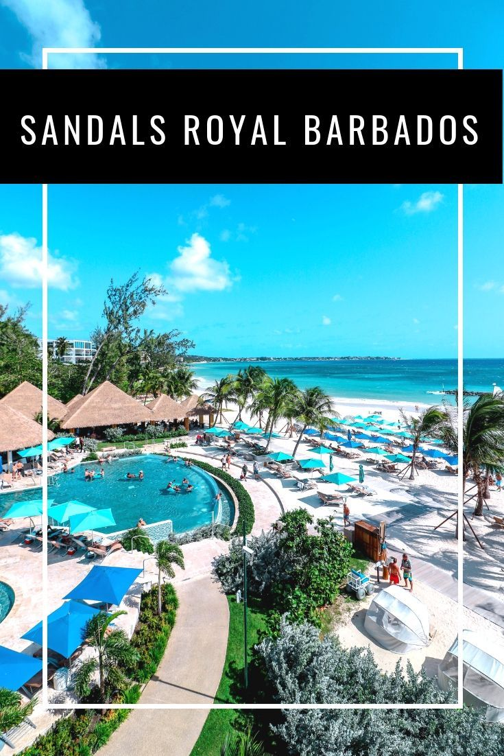 10b622dd06ea55 Sandals Royal Barbados is the newest all suite resort in the Sandals chain  and the luxury