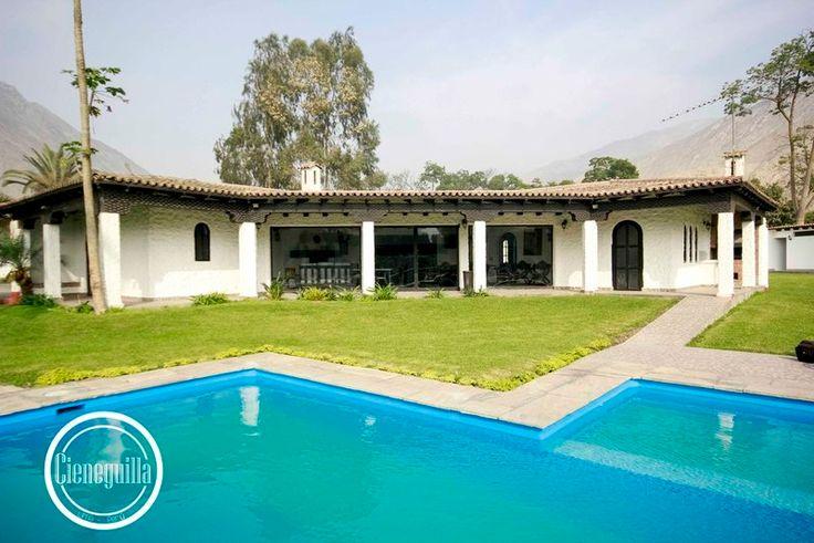 Alquiler De Casas De Casa De Campo En Cieneguilla Lima 4