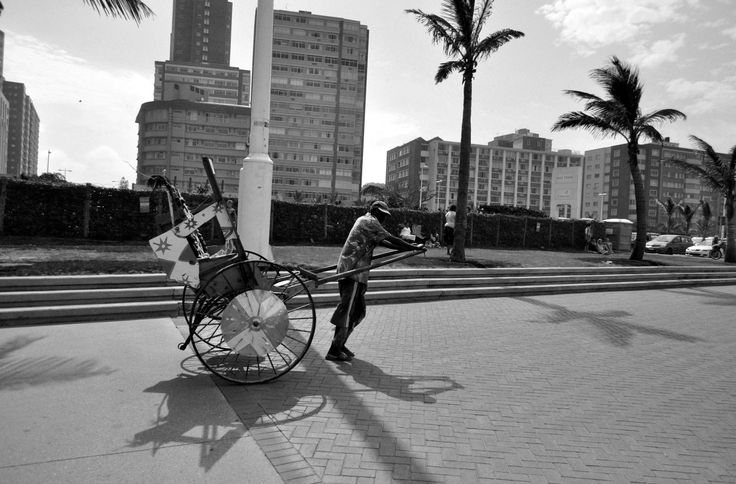 Durban golden mile
