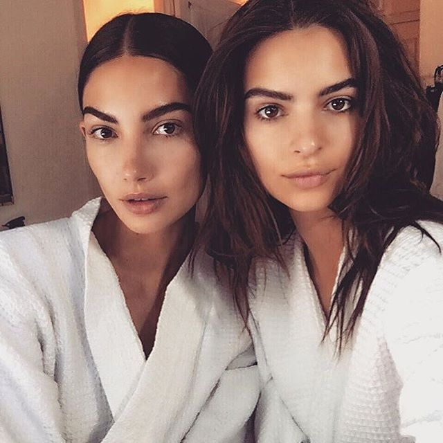 Pin for Later: Lily Aldridge and Emily Ratajkowski Just Pointed Out a Fashion Truth Too Obvious to Ignore