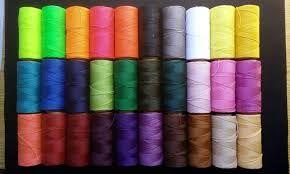 Resultado de imagen para hilo para crochet de nylon en amazon