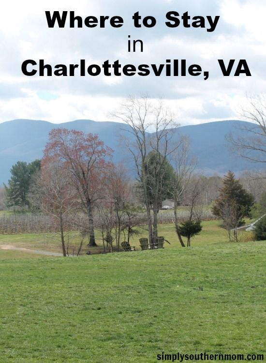 Planning a trip to Charlottesville, Virginia? Here are four places to stay from a charming boutique hotel and a historic inn to a quirky hotel in the center of the action. (USA)