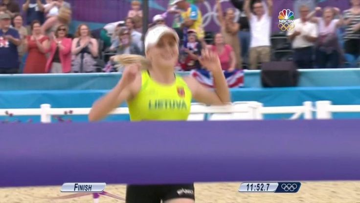 Modern Pentathlon | NBC Olympics  04:03  Modern Pentathlon London 2012: Laura Asadauskaite wins gold Laura Asadauskaite (LTU) finished first in the women's modern pentathlon at the 2012 London Olympics.