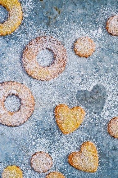 Clementine cookies.