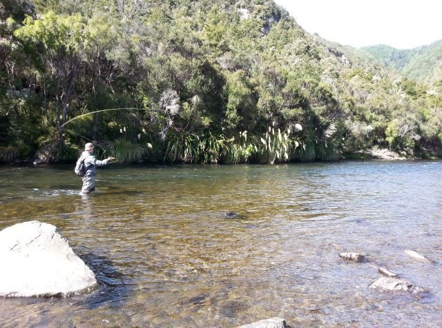 Offering you a range of fly fishing or boat fishing packages, Central Plateau Fishing provide guided trips followed by a full instruction to ensure you have safe and good experience fishing in Taupo, Nz. No matter you're interested in exploring the lake's beauty or have real fun of catching a trout, Central Plateau Fishing has the right package for you.