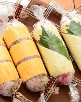 スティックおにぎり2種 by クラフトチーズ [クックパッド] 簡単 ...