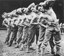 DARBY's Rangers - living the ww2