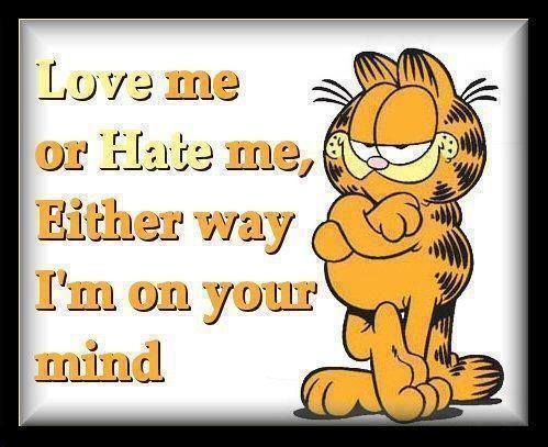 Love Me Or Hate Me Pictures, Photos, and Images for Facebook, Tumblr, Pinterest, and Twitter
