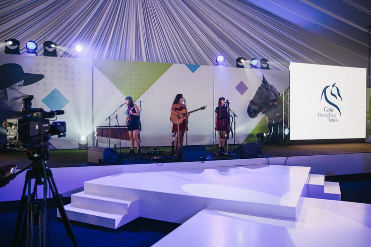 Creative event solutions| Something Different| Event Design| Event decor| colourful lounging| Event styling| Custom made stages| Structure| Investec| Diamond lounge