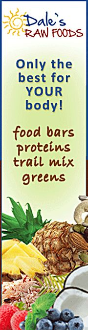 Great natural whole foods!  100% RAW - 90 % ORGANIC, Vegan, Gluten free, Diary free, Non GMO. http://dalesrawfoods.com/#oid=1070_1