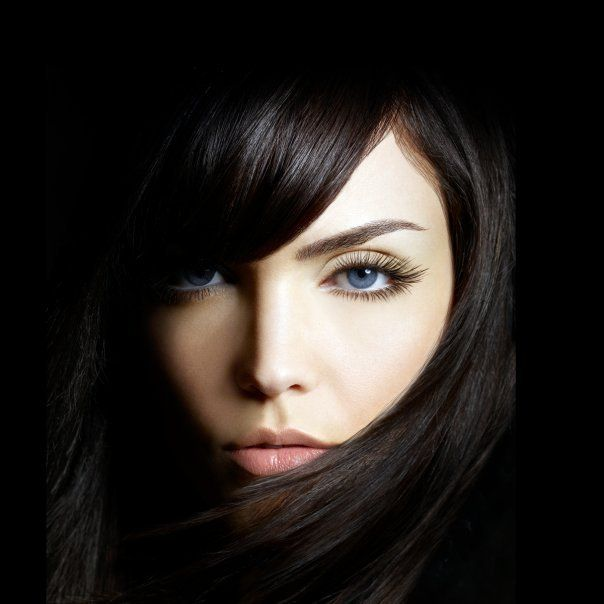 Cut eyelashes grow longer