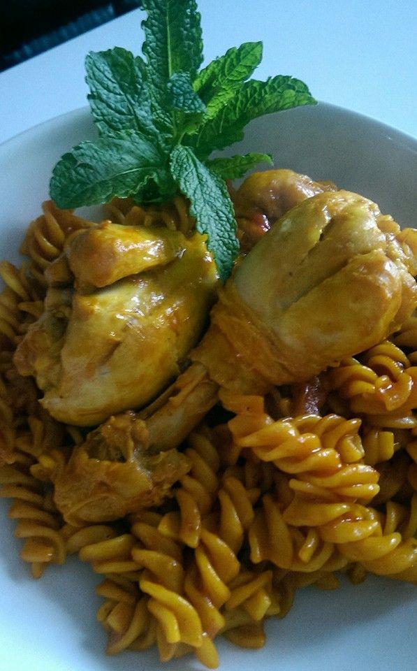 Pilons de poulet aux épices marocaines | Recettes Cookéo