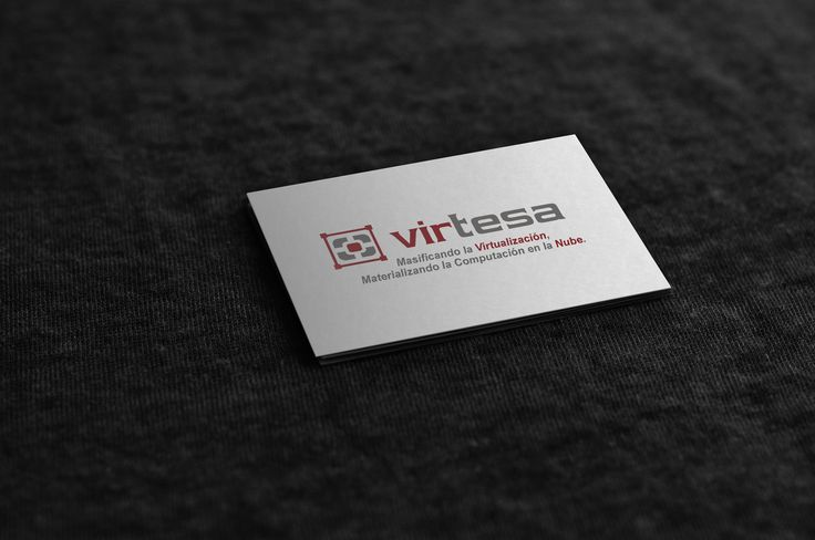 Diseño Logo - Virtesa