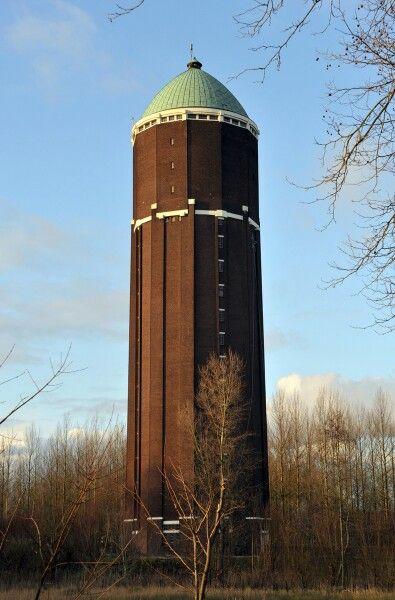 Watertoren Axel Zeeland.