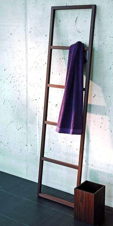 Handtuchleiter aus Thermoesche
