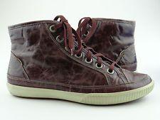 Ecco Damenschuhe High Top Sneaker Stiefel Herbst Gr.38 Sehr Schön    (Nr.382)