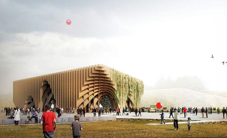 Pabellón de Francia - EXPO MILÁN 2015