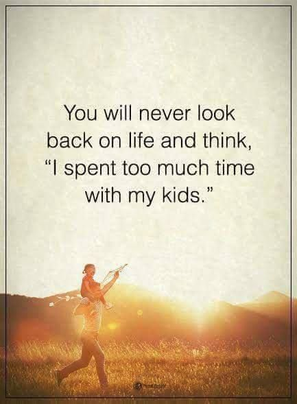 I know it's not Monday...special quote day...but I just loved this quote. It is one of the reasons I joined Scentsy 5 years ago this year. Now I can spend all day with my kids and they even help me with my business. Its so awesome to share in this journey with them.