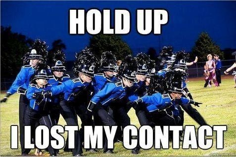 """Bahahaha (courtesy of """"Drum Corps Memes"""" on FB) - Are you DrumCorpsReady.com"""