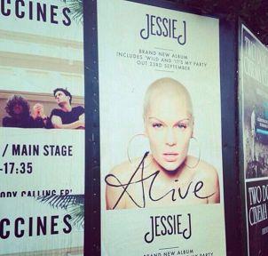 Джесси Джей объявила название альбома и дату релиза