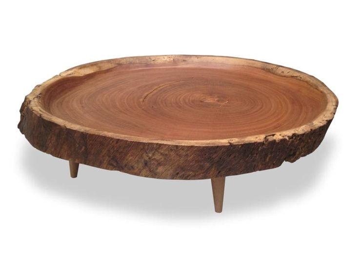 wood slab coffee table Google Search Ken coffee table