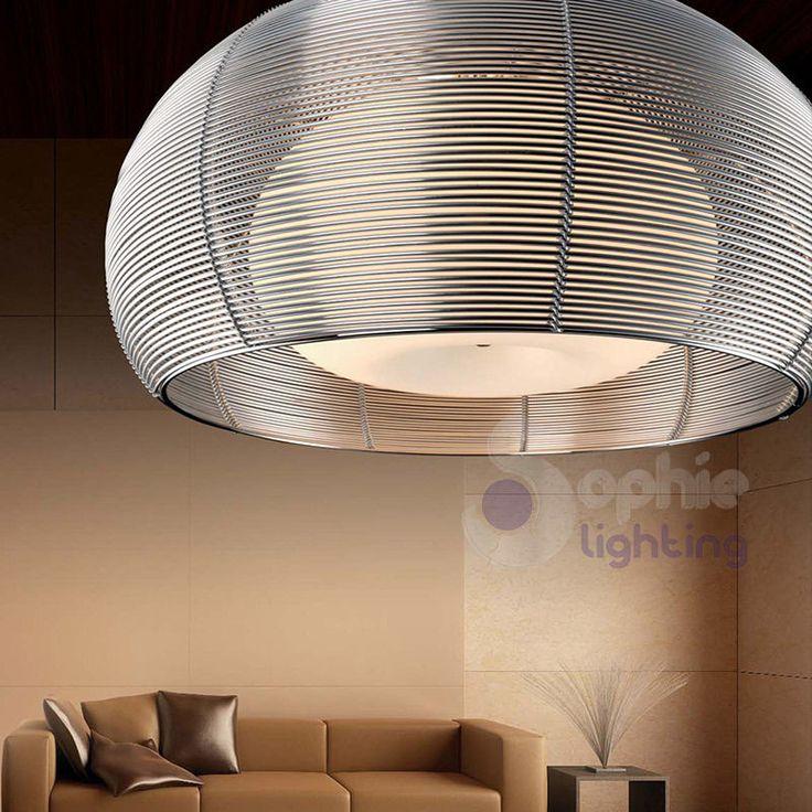 lampadari design sospensione su tavolo soggiorno elegante : ... su Lampadario Moderno su Pinterest Lampadari, Lampade A Sospensione