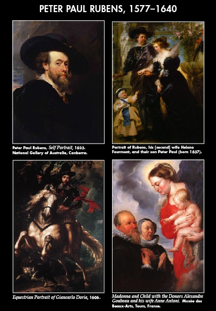 a biography of peter paul rubens a flemish painter Sir peter paul rubens (/  28 june 1577 - 30 may 1640) was a flemish artist he is considered the most influential artist of flemish baroque tradition.